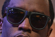 Sean Combs Wayfarer Sunglasses