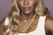 Serena Williams Long Hairstyles
