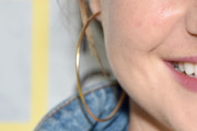 Shailene Woodley Hoop Earrings