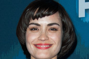 Shannyn Sossamon Short Hairstyles