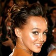 Sharni Vinson Hair - French Twist