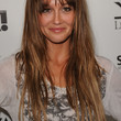Sharni Vinson Hair - Long Straight Cut with Bangs