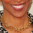 Shaun Robinson Gold Collar Necklace