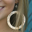 Shawn Johnson Jewelry - Gold Dangle Earrings