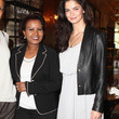 Shermine Shahrivar Clothes - Leather Jacket