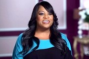 Sherri Shepherd Long Wavy Cut with Bangs