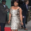 Sherri Shepherd Clothes - Print Dress