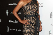 Sheryl Lee Ralph One Shoulder Dress