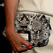 Simona Ventura Handbags - Leather Clutch