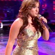 American Idol Beaded Dress