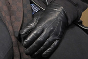 Slash Leather Gloves