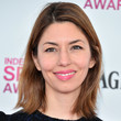 Sofia Coppola Hair - Medium Straight Cut