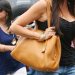 Sofia Vergara Handbags - Leather Shoulder Bag