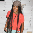 Solange Knowles Hair - Long Braided Hairstyle