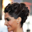 Sonam Kapoor Hair - Pinned Up Ringlets