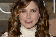 Sophia Bush Medium Wavy Cut
