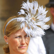 Sophie Countess Of Wessex Fascinator