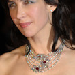 Sophie Marceau Jewelry - Diamond Collar Necklace