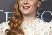 Sophie Turner Long Hairstyles