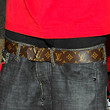 Soulja Boy Accessories - Leather Belt