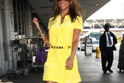 Stacey Dash Shirtdress
