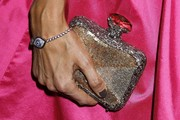 Stacy Keibler Buckled Clutch