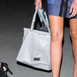 Stephanie Pratt Handbags - Patent Leather Tote