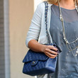Stephanie Pratt Handbags - Quilted Leather Bag