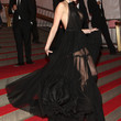 Stephanie Seymour Clothes - Evening Dress