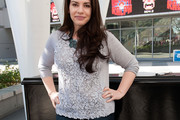 Stephenie Meyer Knit Top