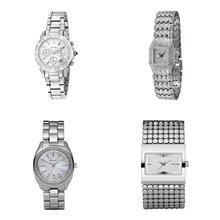 Stunning Silver Watches
