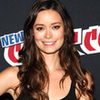 Summer Glau Long Wavy Cut