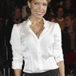 Sylvie van der Vaart Clothes - Button Down Shirt
