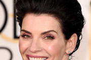 Julianna Margulies Loose Bun