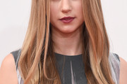 Taissa Farmiga Long Hairstyles