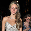 Tamsin Egerton Half Up Half Down