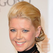 Tara Reid Hair - Twisted Bun
