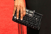 Taraji P. Henson Gemstone Inlaid Clutch