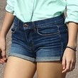 Taylor Swift Clothes - Denim Shorts