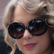 Taylor Swift Oval Sunglasses