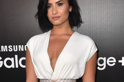 Demi Lovato Wrap Top