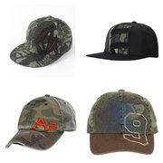 The Camo Trucker Hat