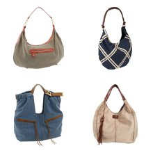 The Canvas Hobo Bag