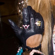Tila Nguyen Leather Gloves