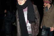 Tom Fletcher Knit Scarf