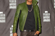 Trey Songz Leather Jacket
