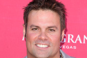 Troy Gentry Spiked Hair