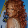 Tyra Banks Hair - Long Curls