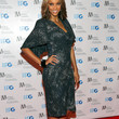 Tyra Banks Clothes - Print Dress