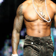 Tyson Beckford SleeveTattoo